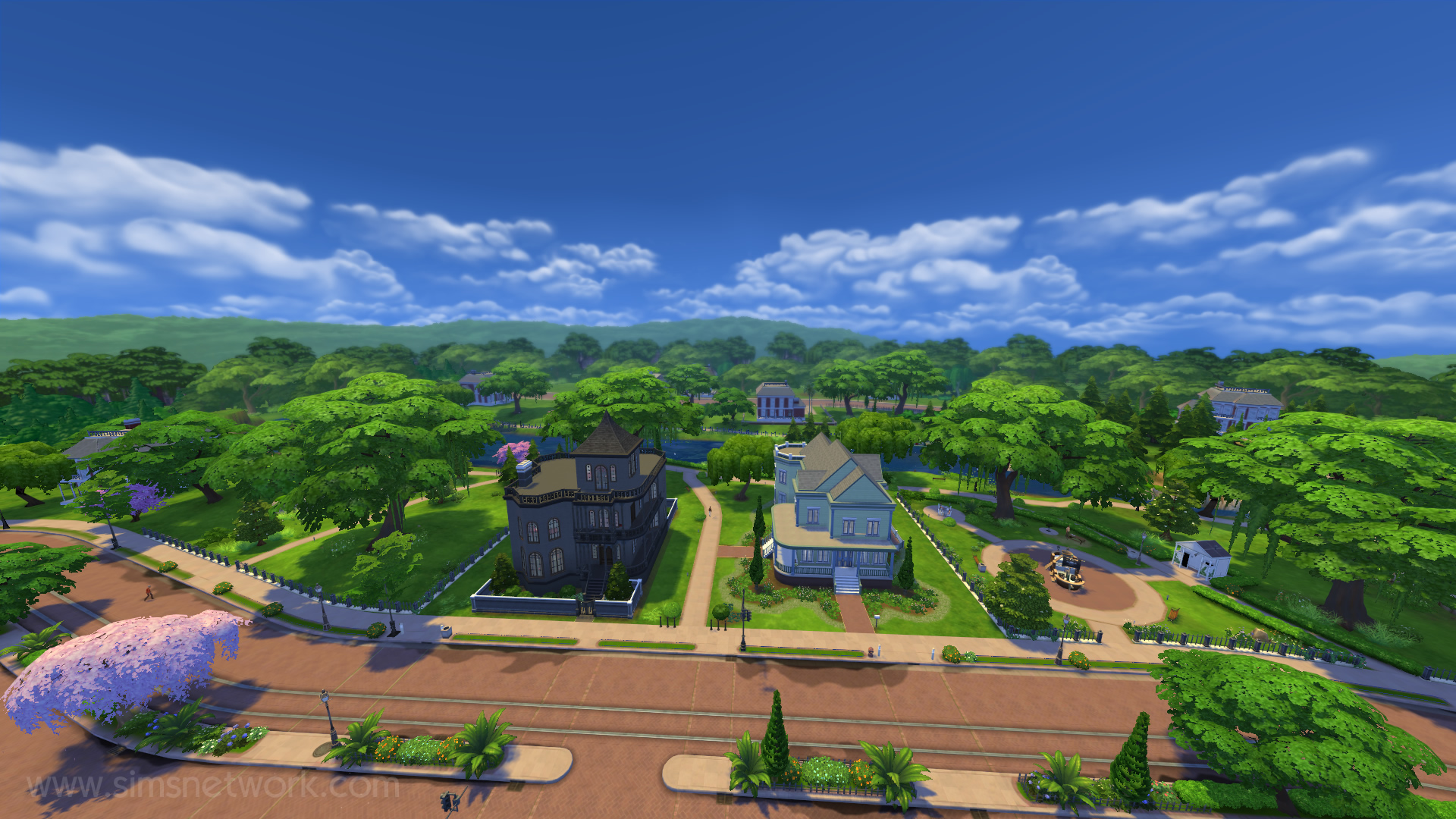 Willow creek snw for Willow creek mansion