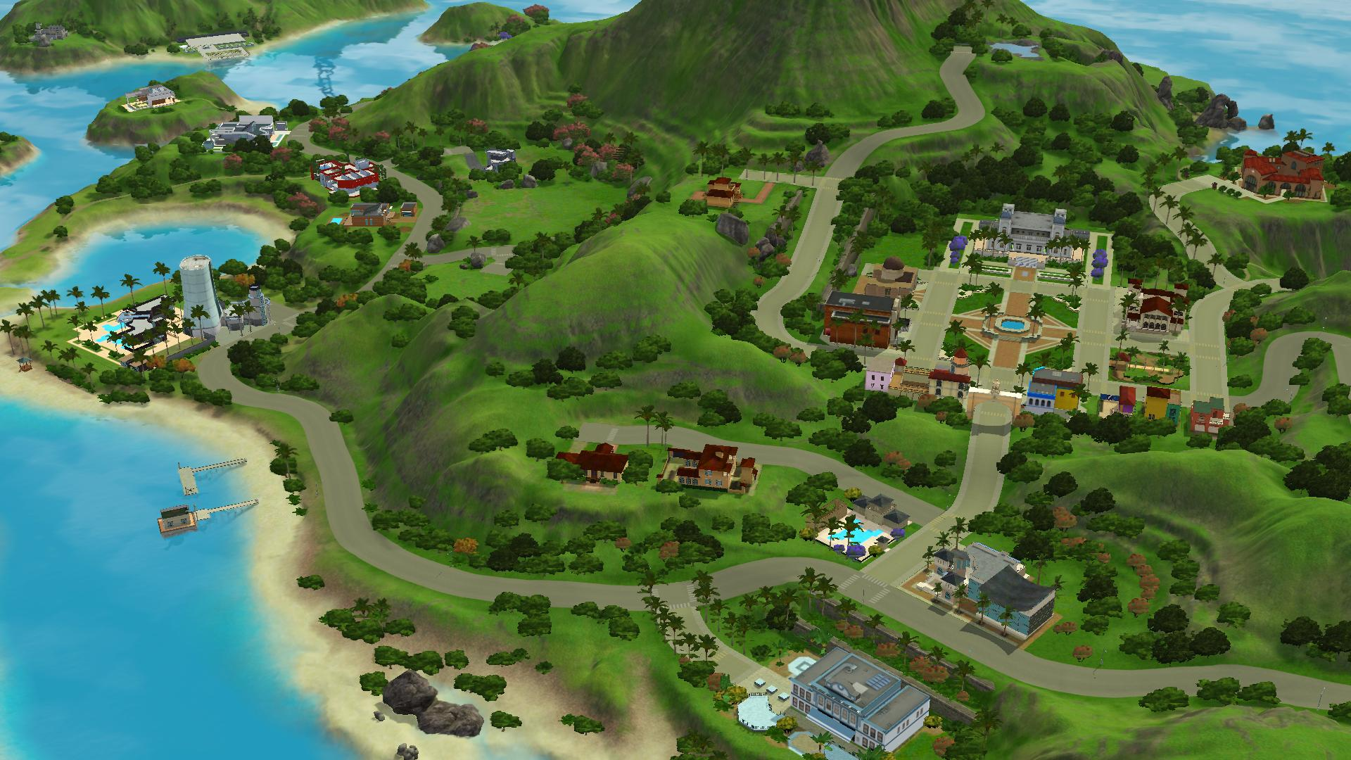 Sims  Can You Travel To Isla Paradiso