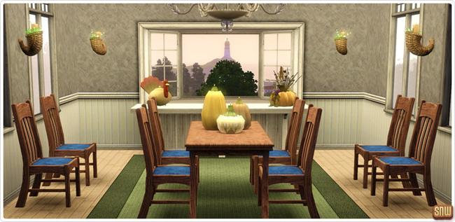 Sims 4 cas celebrity homes