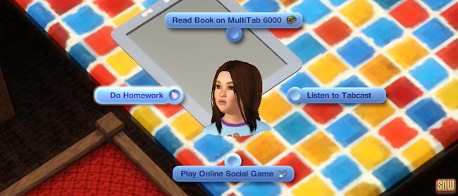 MultiTab 6000 (premium content for The Sims 3)