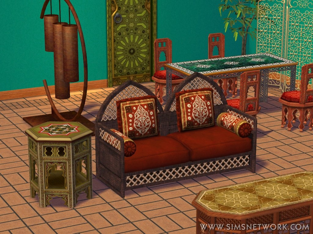 Moroccan Style Home Accessories