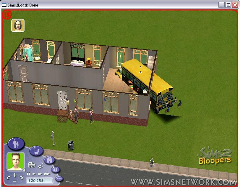 2004 the sims 2