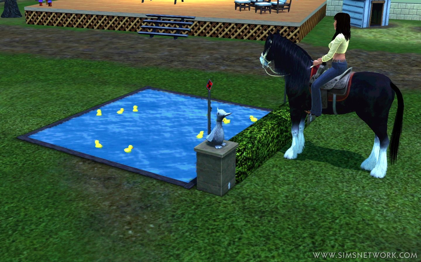 Sims  Cats And Dogs Demo