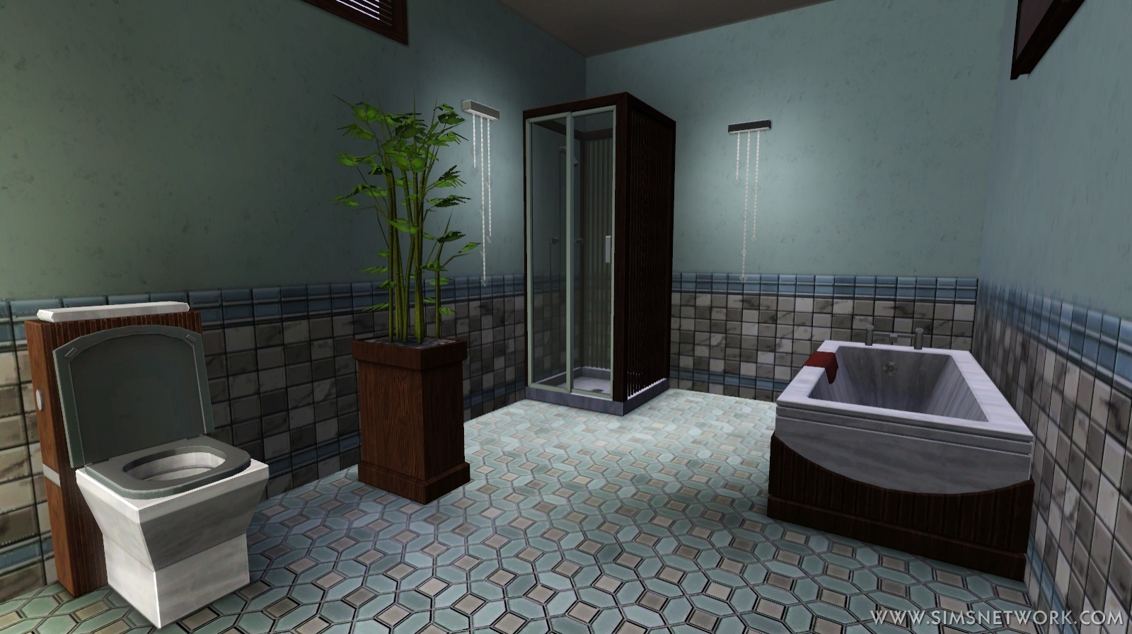 The sims 3 master suite stuff review snw for Restroom stuff