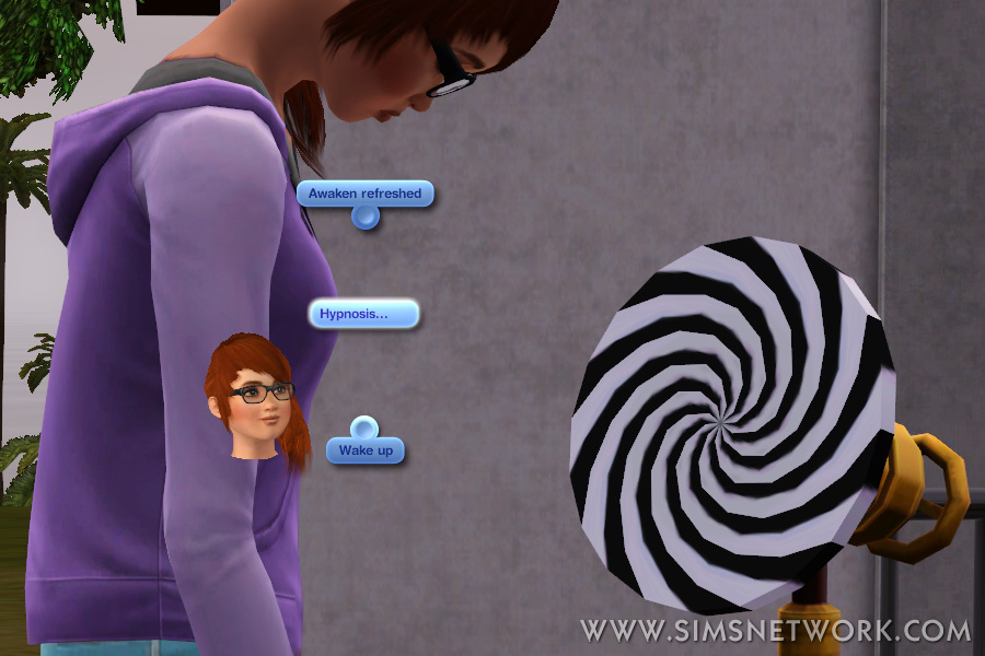 The Hypnotizer REVIEW | SNW | SimsNetwork com