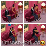 The Sims Hot Date