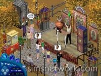 The Sims Makin' Magic