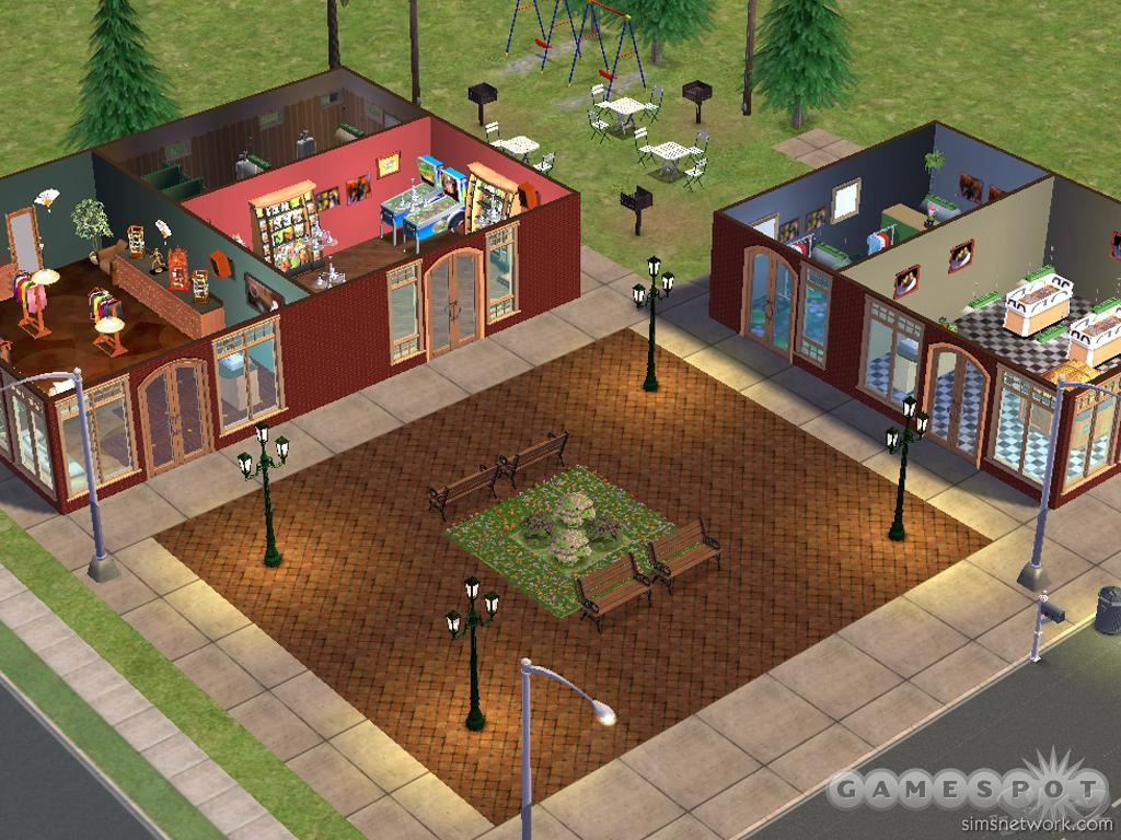 The sims 2 designer diary snw for Builder home