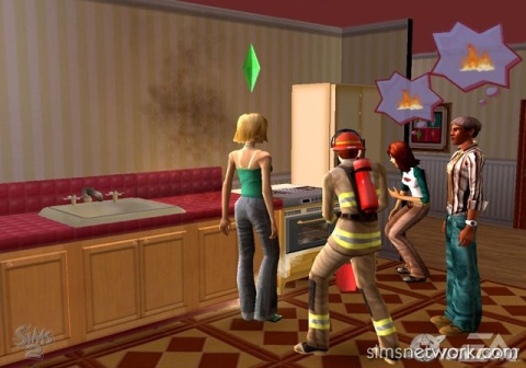 The Sims 2 for Consoles