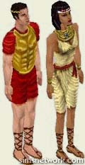 Valentine Skins Pack - Marc Antony & Cleopatra