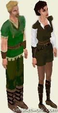 Valentine Skins Pack - Robinhood & Maid Marion