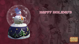 Happy Holidays wallpapers on SNW