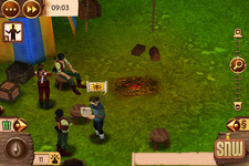 De Sims Middeleeuwen op iPhone en iPod Touch