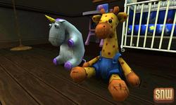 The Sims 3 Pets: Giraffe Plushie