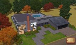 The Sims 3 Pets: Appaloosa Plains Modern Homes