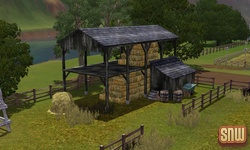 The Sims 3 Pets: Appaloosa Plains