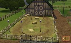 The Sims 3 Pets: Appaloosa Plains homes