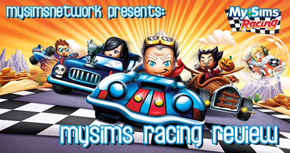 MySimsNetwork reviews MySims Racing!