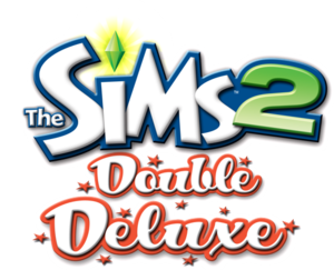 The Sims 2: Double Deluxe logo
