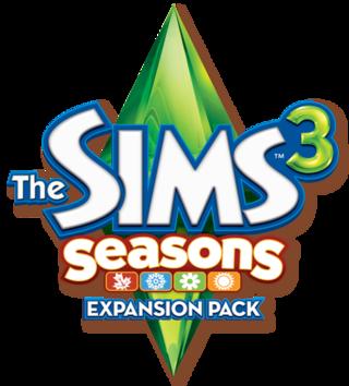 The Sims 3: Seasons logo