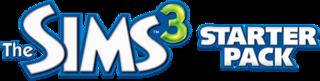 The Sims 3 Starter Pack logo