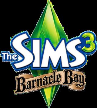 The Sims 3: Barnacle Bay logo