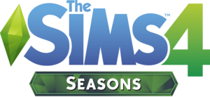 The Sims 4: Seasons logo