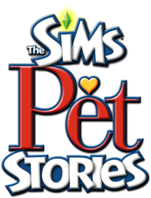 The Sims: Pet Stories logo
