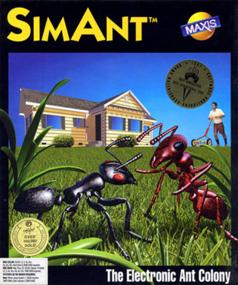SimAnt box art packshot
