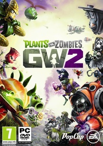 Plants vs. Zombies Garden Warfare 2 box art packshot