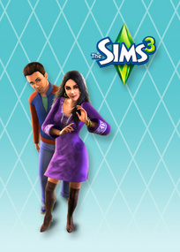 The Sims 3 for mobile phones box art packshot