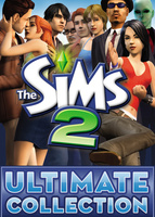 The Sims 2: Ultimate Collection packshot box art