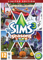 The Sims 3: Seasons (Limited Edition) packshot box art