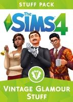 The Sims 4: Vintage Glamour Stuff packshot box art