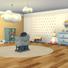 Nursery Walls Set #5 - Basics + Triangles