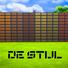 De Stijl Wooden Wall Panels (Small) #6