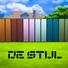 De Stijl MCM Wall Panels (Full) #1