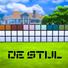 De Stijl MCM Wall Panels Blocks (Top) #8
