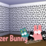 Freezer Bunny Collection: Small Bunnies/Starburst Wallpapers
