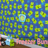Freezer Bunny Collection: Clock