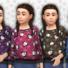 Children's Penguin Pattern Sweater