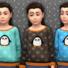 Children's Penguin Sweater