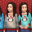 Children's Penguin Christmas Sweater