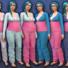 Maternity Flamingo Tops