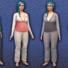 Maternity Flamingo Pants