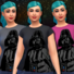 Star Wars Darth Vader Shirts for Women