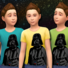 Star Wars Darth Vader Shirts for Kids