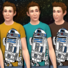 Star Wars R2-D2 Shirts for Men