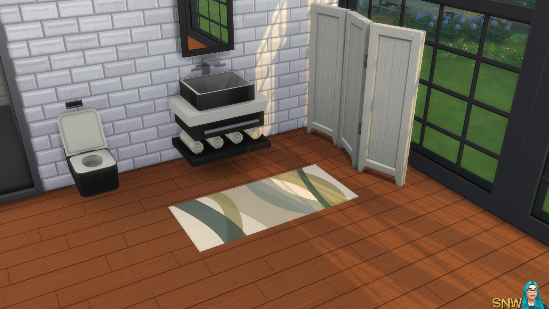 Abstract Rugs 2x1 Snw Simsnetwork Com