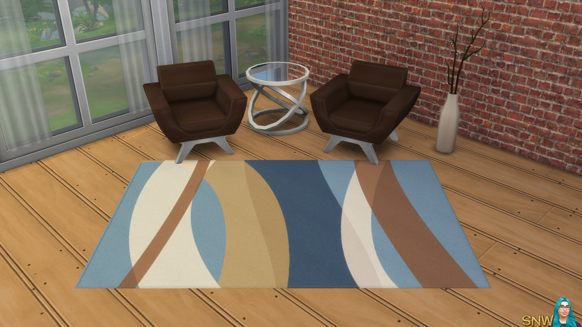 Abstract Rugs 3x2 Snw Simsnetwork Com